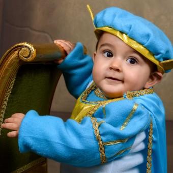 - Fotografía Infantil - José Enrique EL Principito