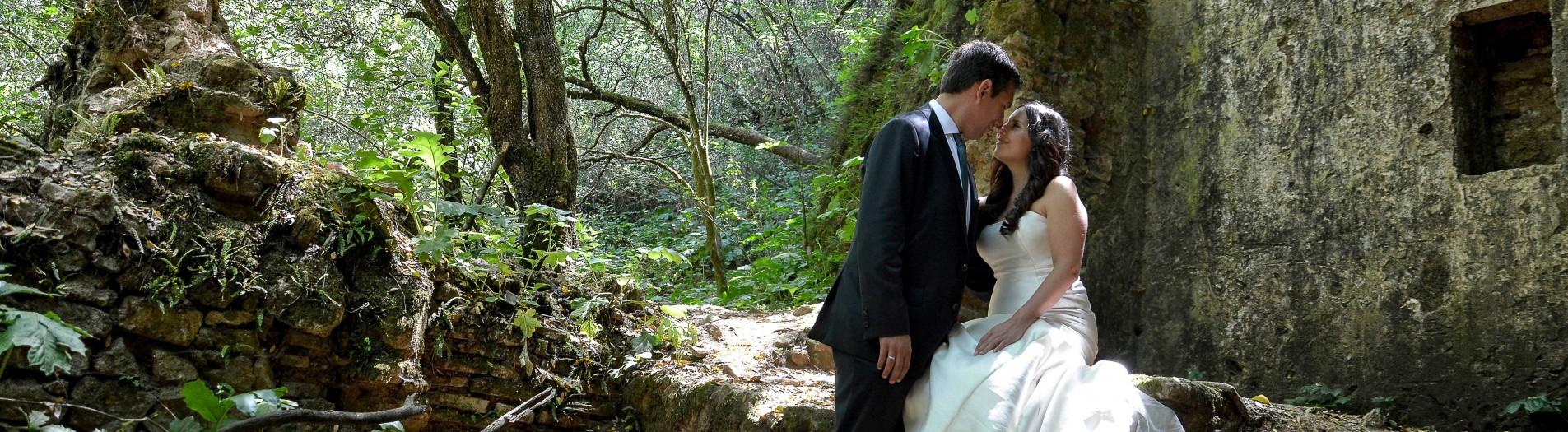 boda castillo de la Albaida José y Teresa