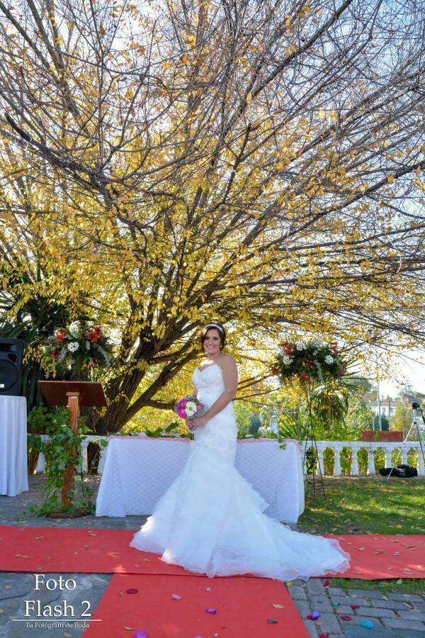 boda en jardín