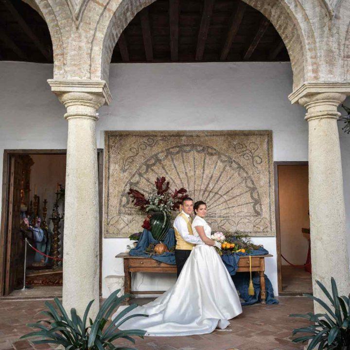 Boda Palacio de Viana Idalio y Miriam