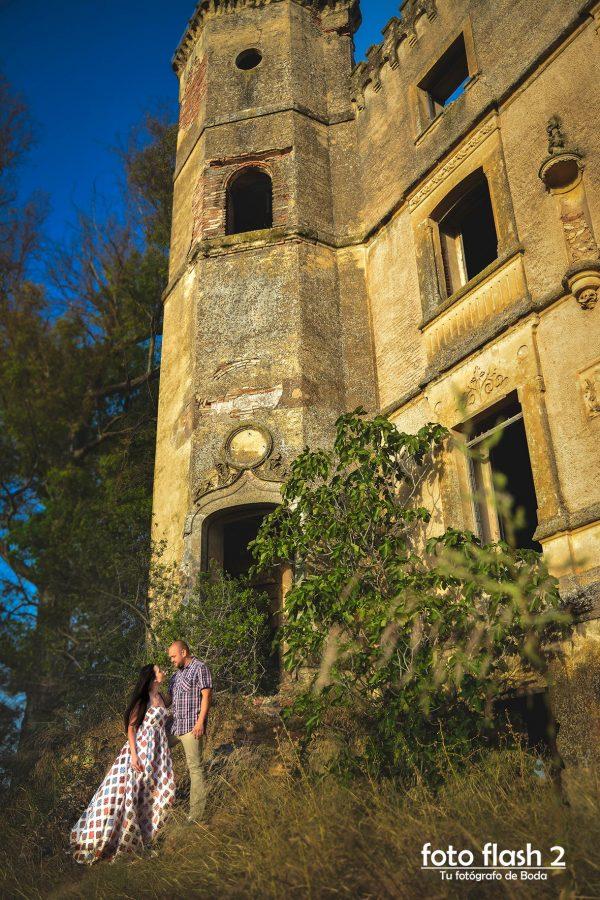 Castillo de Santa Isabela preboda